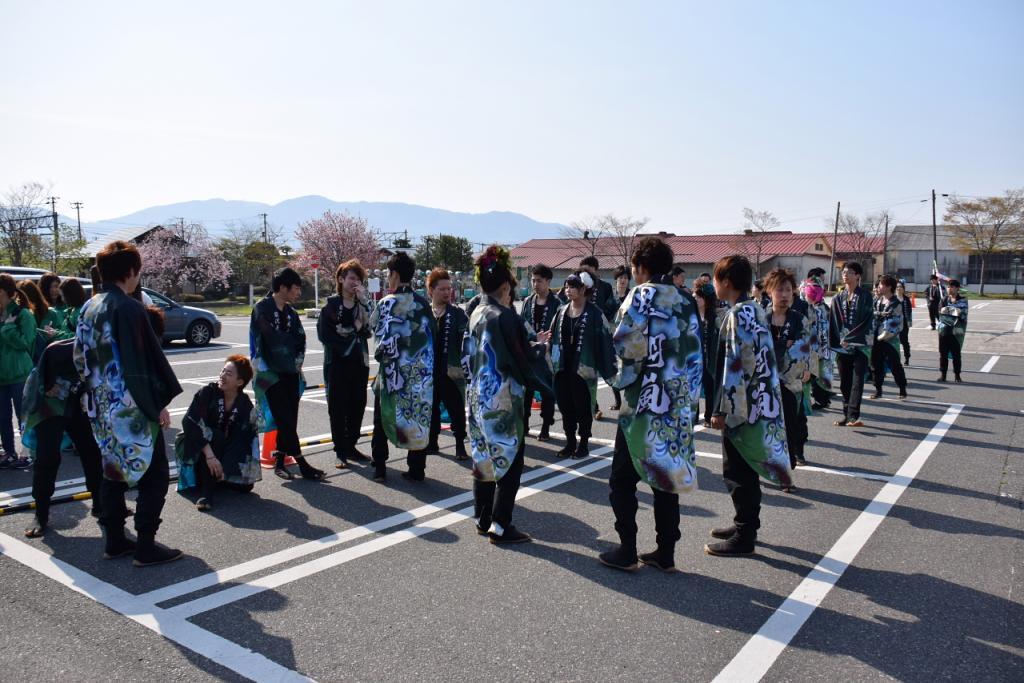 奥州前沢春まつり(本祭)2015前編 2015/04/19