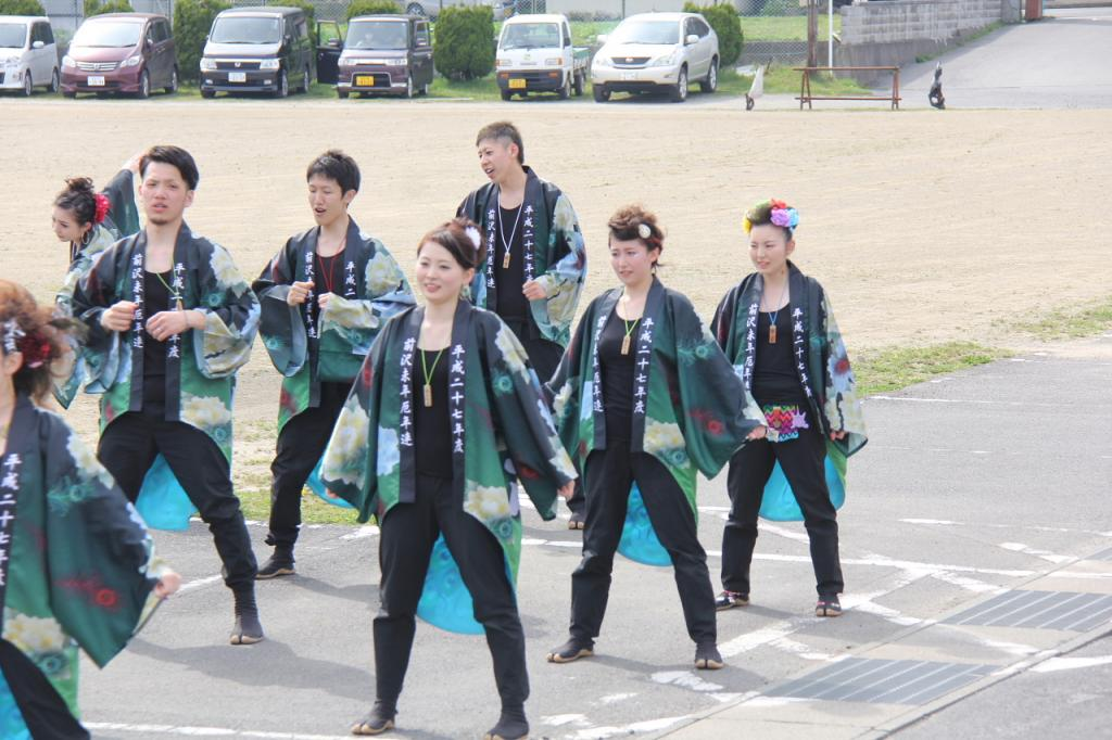 奥州前沢春まつり(本祭)2015後編 2015/04/19