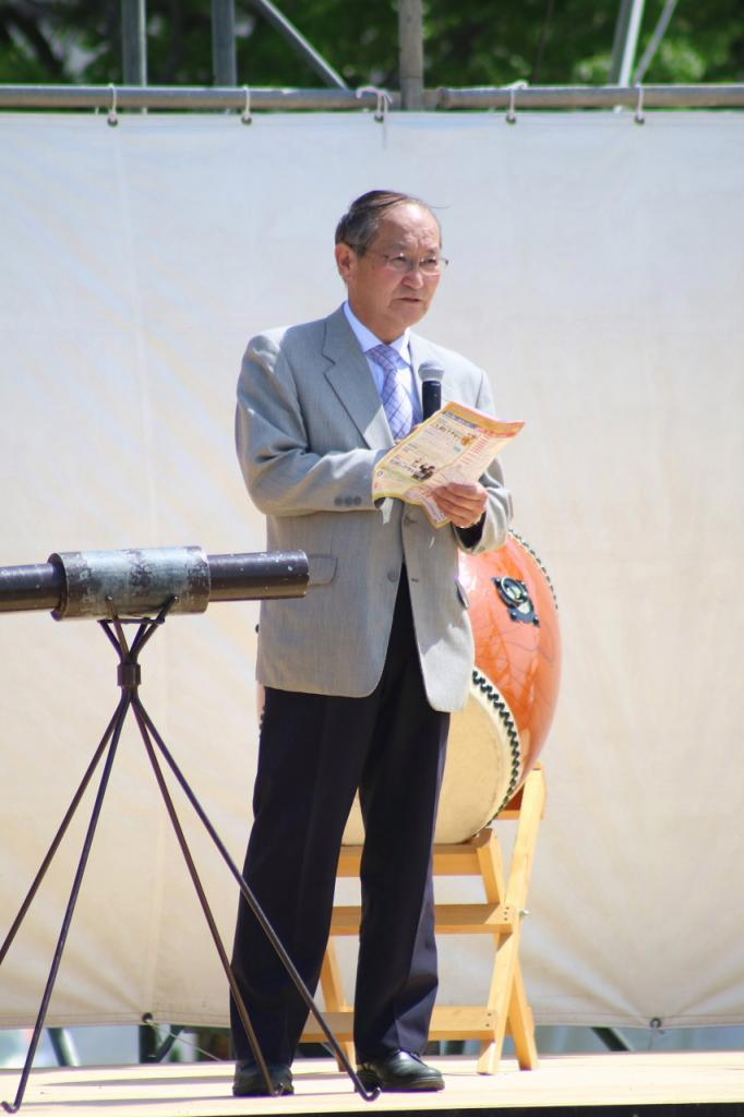 第42回江刺甚句まつり(宵まつり)2015中編 2015/05/03