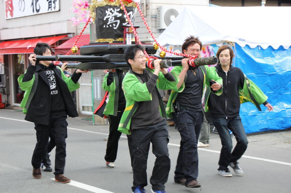 奥州市水沢区羽田町火防祭2017中編 2017/03/26