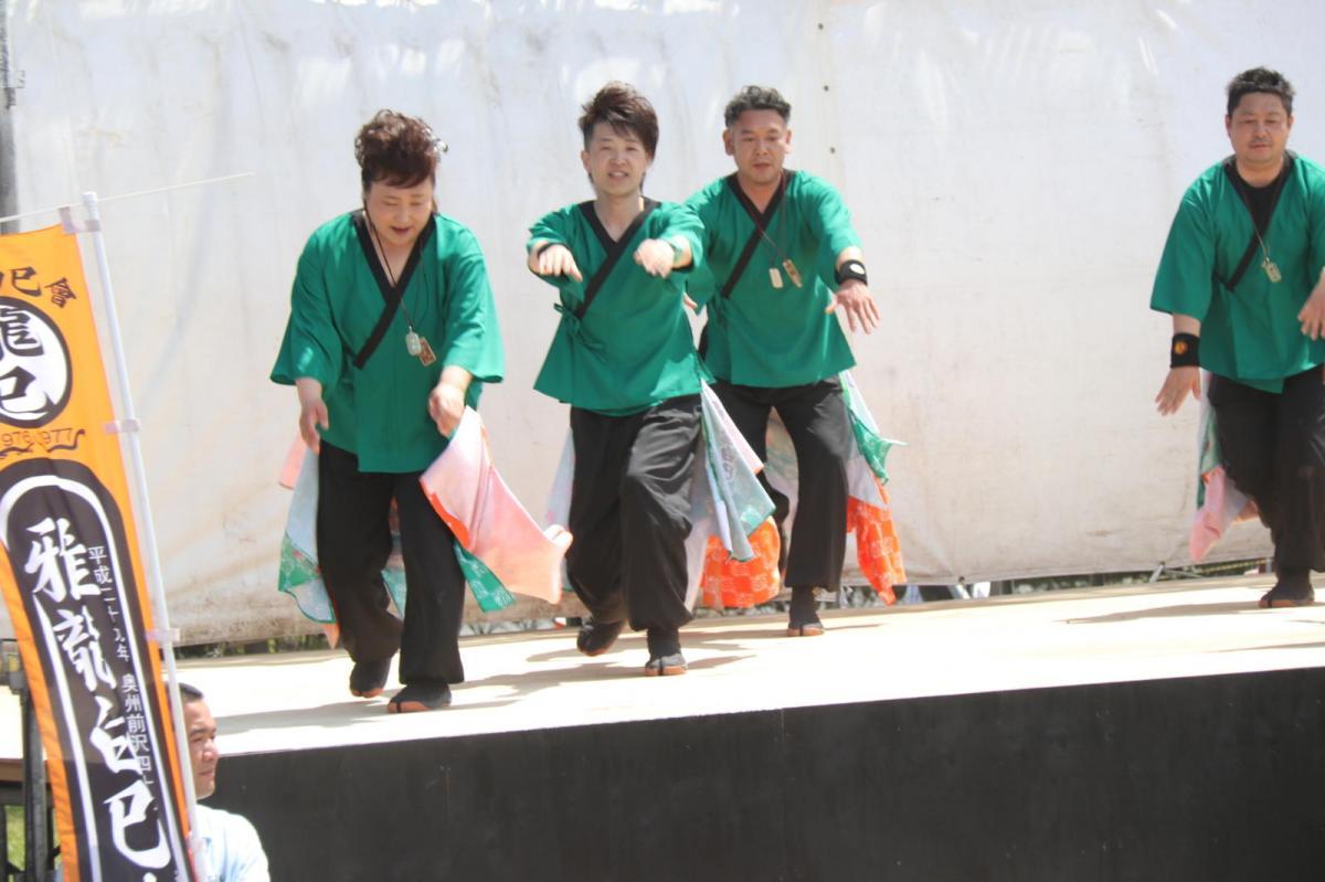 第44回江刺甚句まつり(本まつり)2017パート4 2017/05/04
