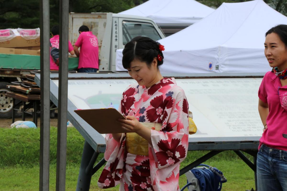 いわて県南まつりフェス in 平泉2017 2017/07/30