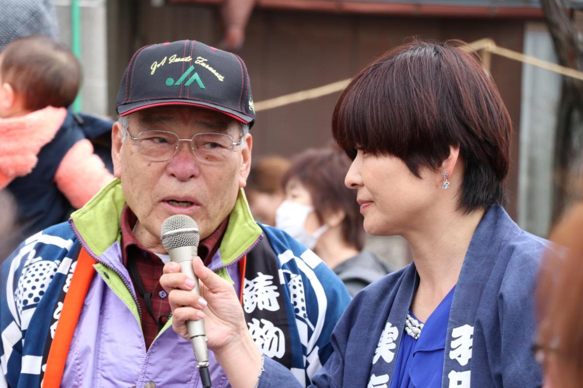 奥州市水沢区羽田町火防祭2018その3 2018/03/25