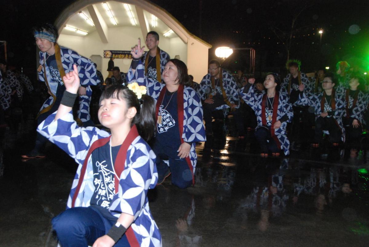 奥州前沢春まつり(前夜祭)2018パート3 2018/04/14