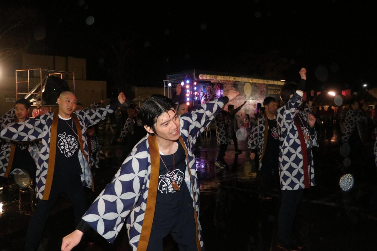 奥州前沢春まつり(前夜祭)2018パート5 2018/04/14