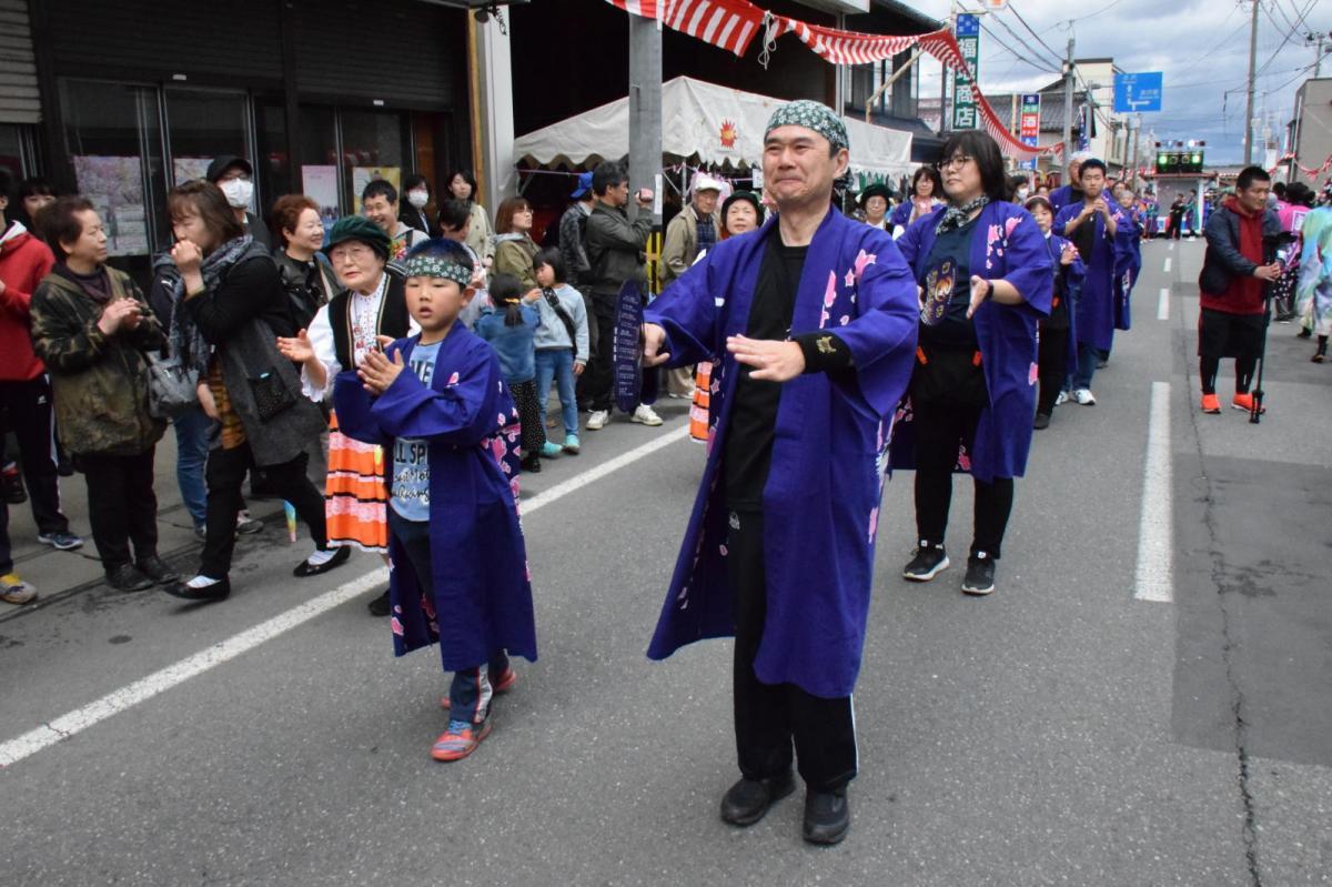 奥州前沢春まつり(本祭)2018パート1 2018/04/15