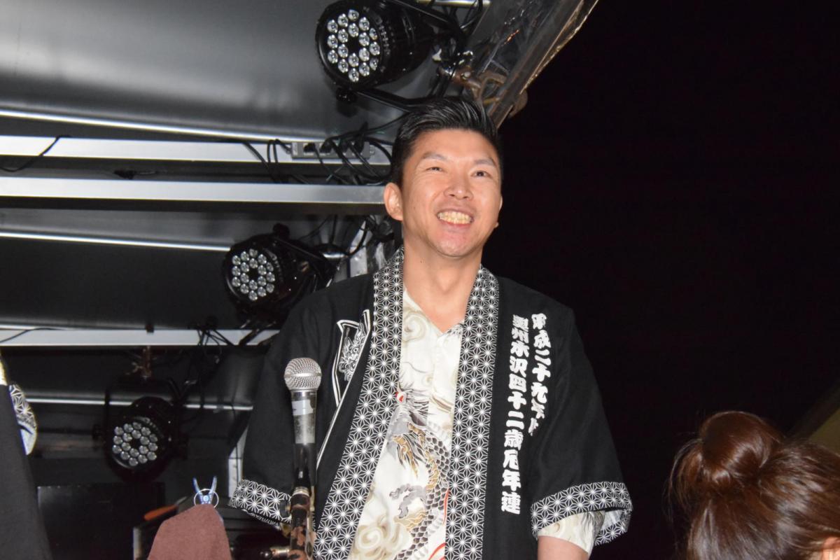 奥州市日高火防祭(前夜祭)2018パート1 2018/04/28