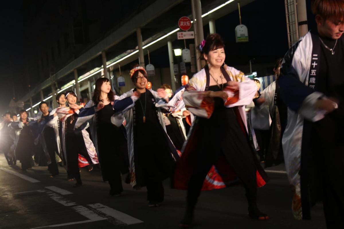 奥州市日高火防祭(前夜祭)2018パート2 2018/04/28