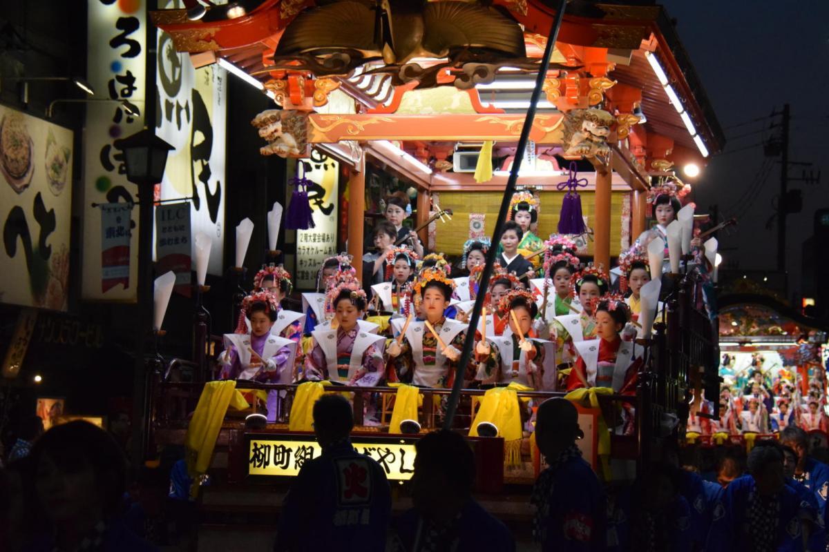 奥州市日高火防祭(本祭)2018パート1 2018/04/29