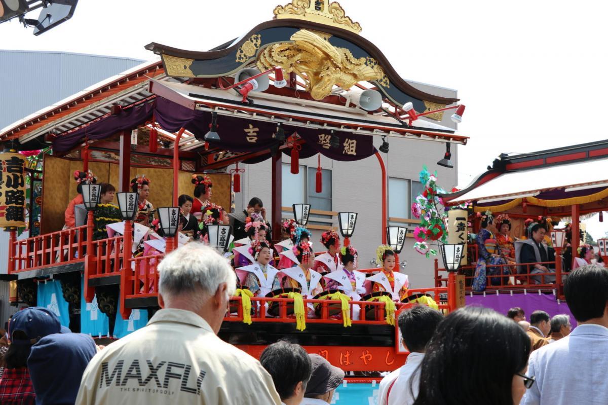 奥州市日高火防祭(本祭)2018パート2 2018/04/29