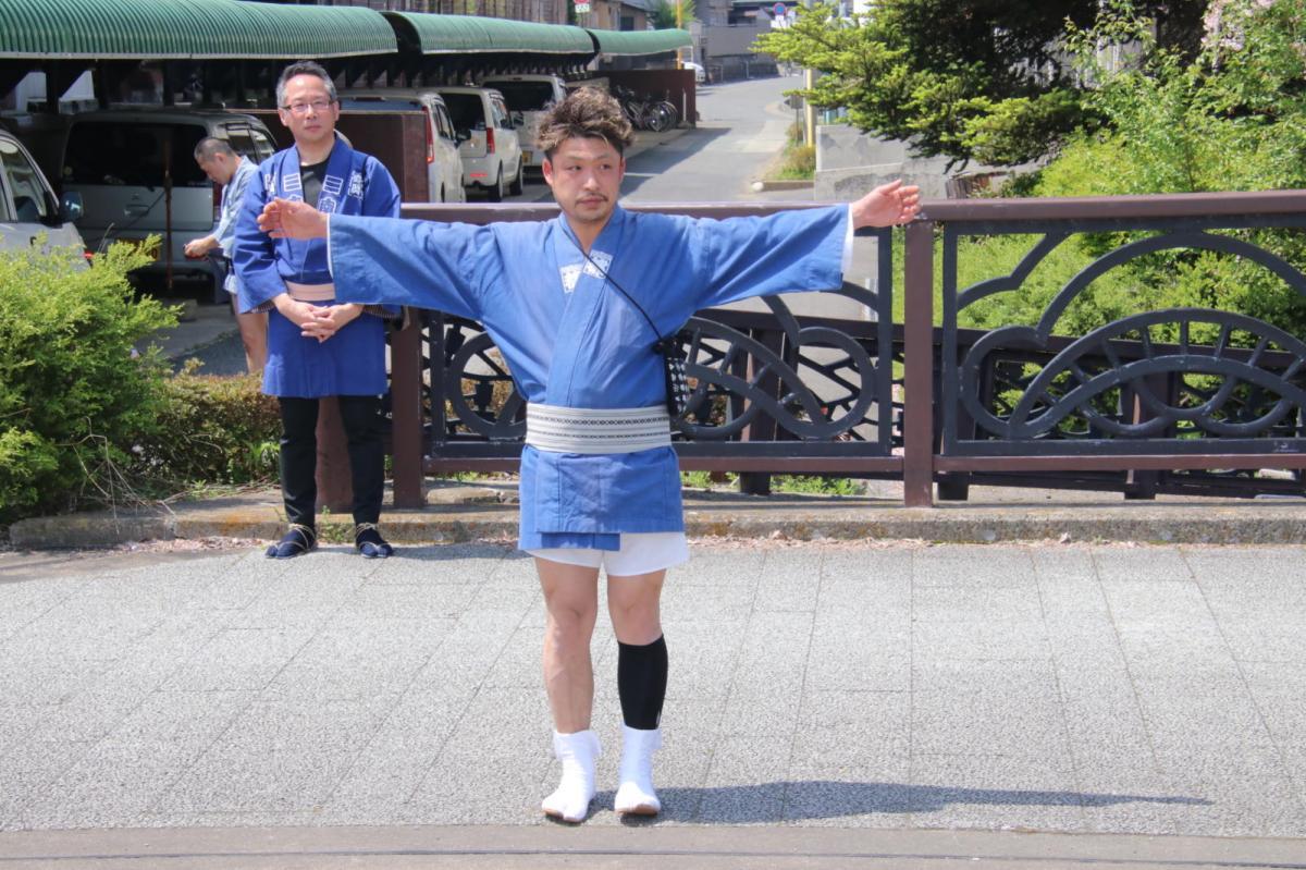 奥州市日高火防祭(本祭)2018パート3 2018/04/29