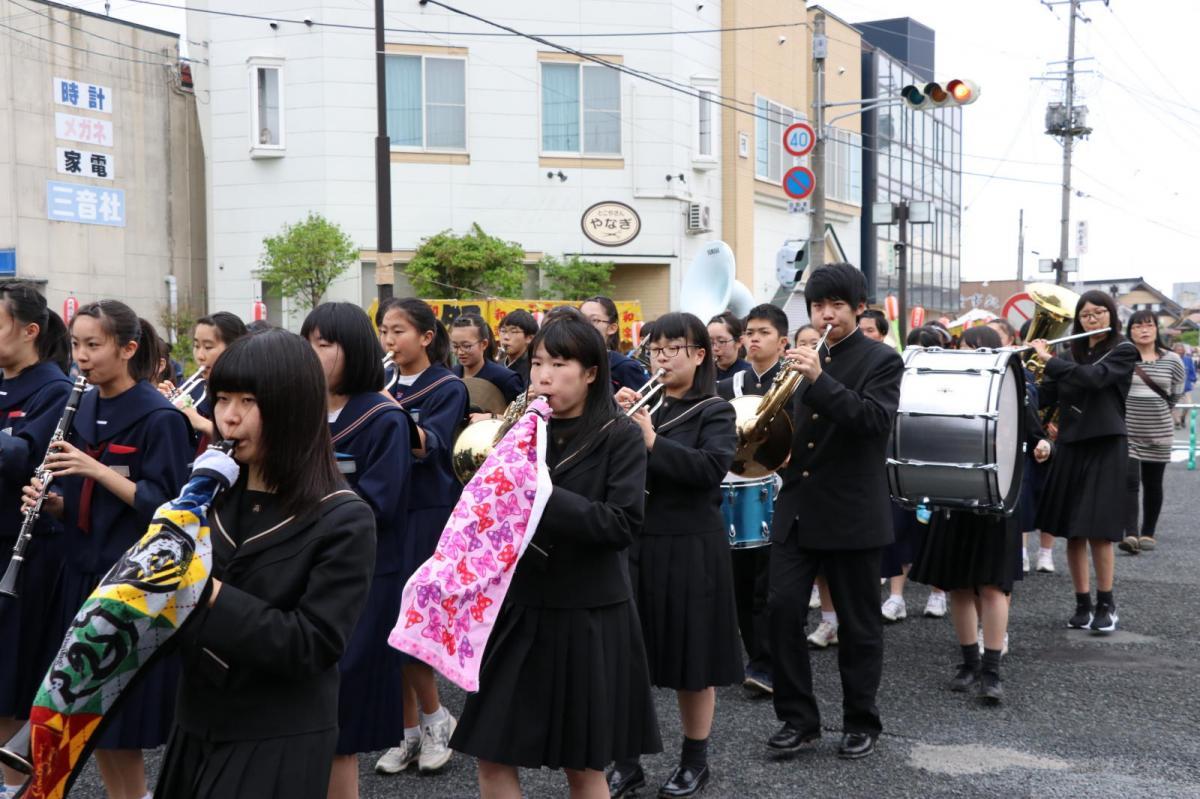 第45回江刺甚句まつり(宵まつり)2018パート3 2018/05/03