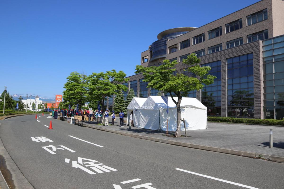 いわて奥州きらめきマラソン2018 江刺支所他編 2018/05/20