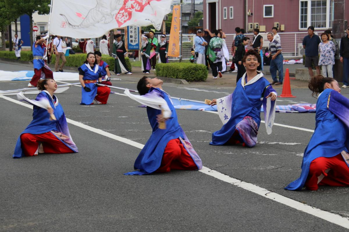 奥州前沢よさこいFesta14その3(奥州前沢よさこいフェスタ2018) 2018/07/08