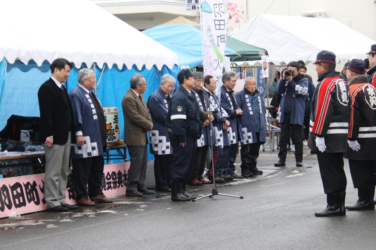 奥州市水沢羽田町火防祭2019その3 2019/03/31