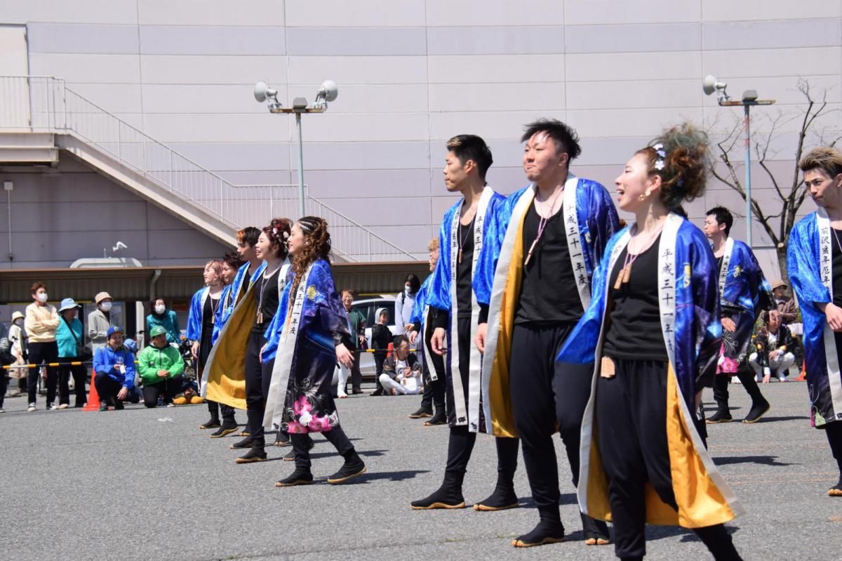 奥州前沢春まつり(前夜祭)2019パート1:イオン会場 2019/04/20