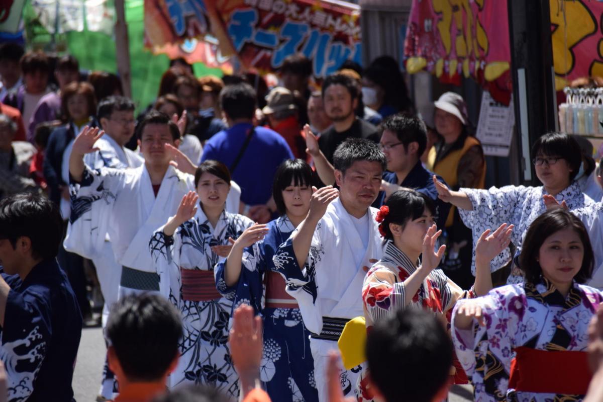奥州前沢春まつり(本祭)2019パート1 2019/04/21