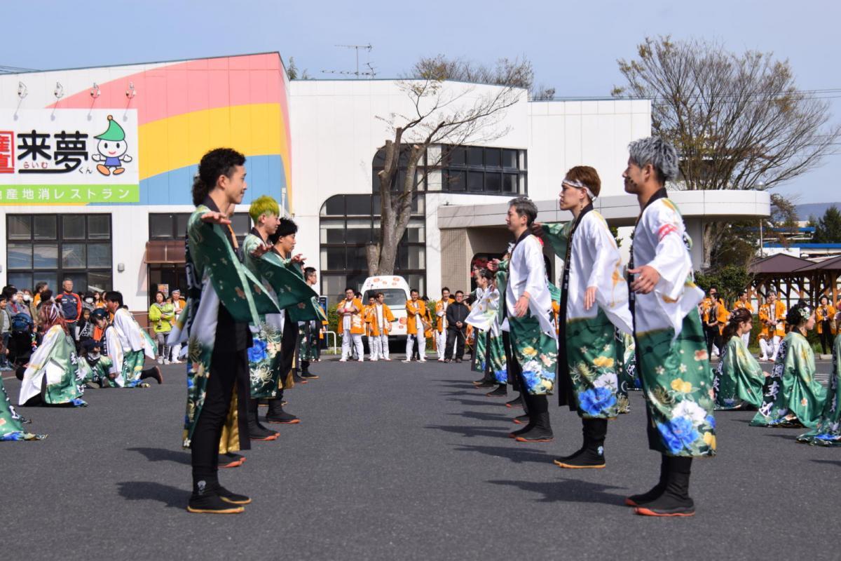 奥州市日高火防祭(前夜祭)2019パート1 2019/04/28