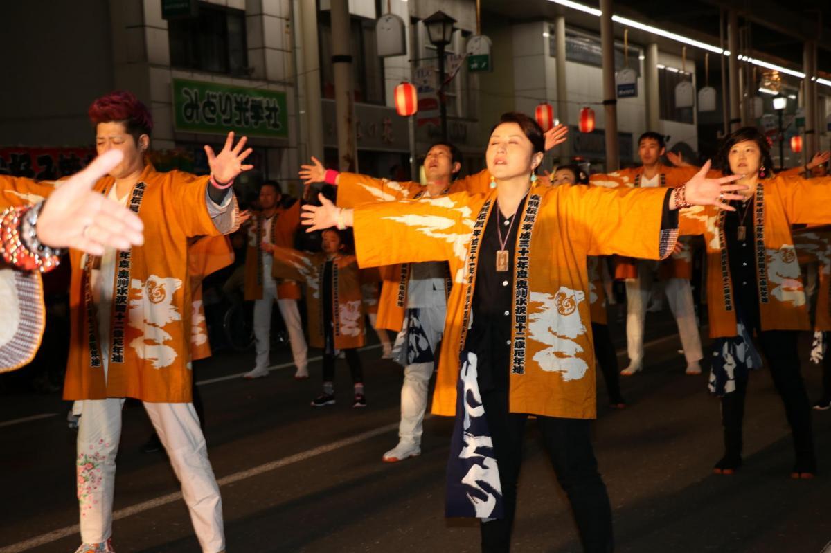 奥州市日高火防祭(前夜祭)2019パート2 2019/04/28