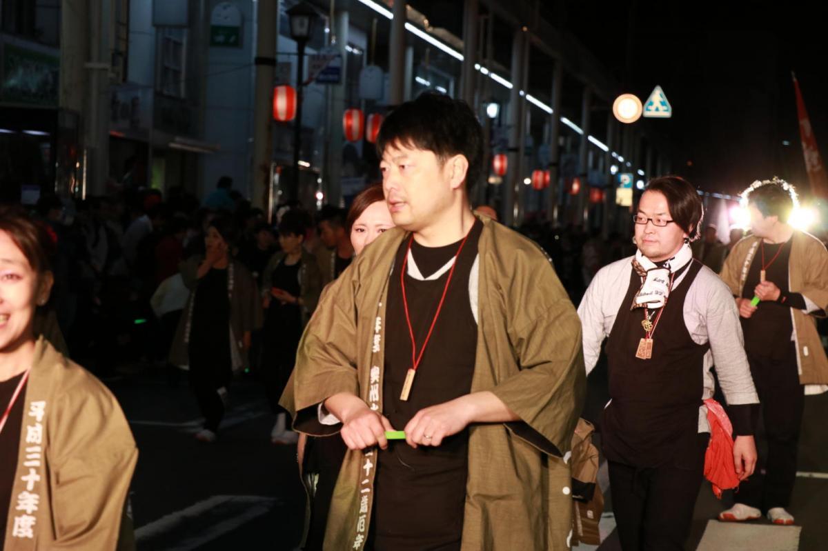 奥州市日高火防祭(前夜祭)2019パート3 2019/04/28