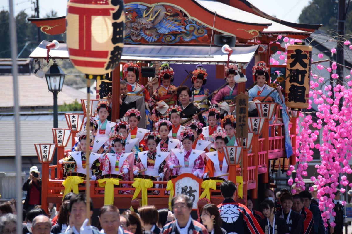 奥州市日高火防祭(本祭)2019パート1 2019/04/29