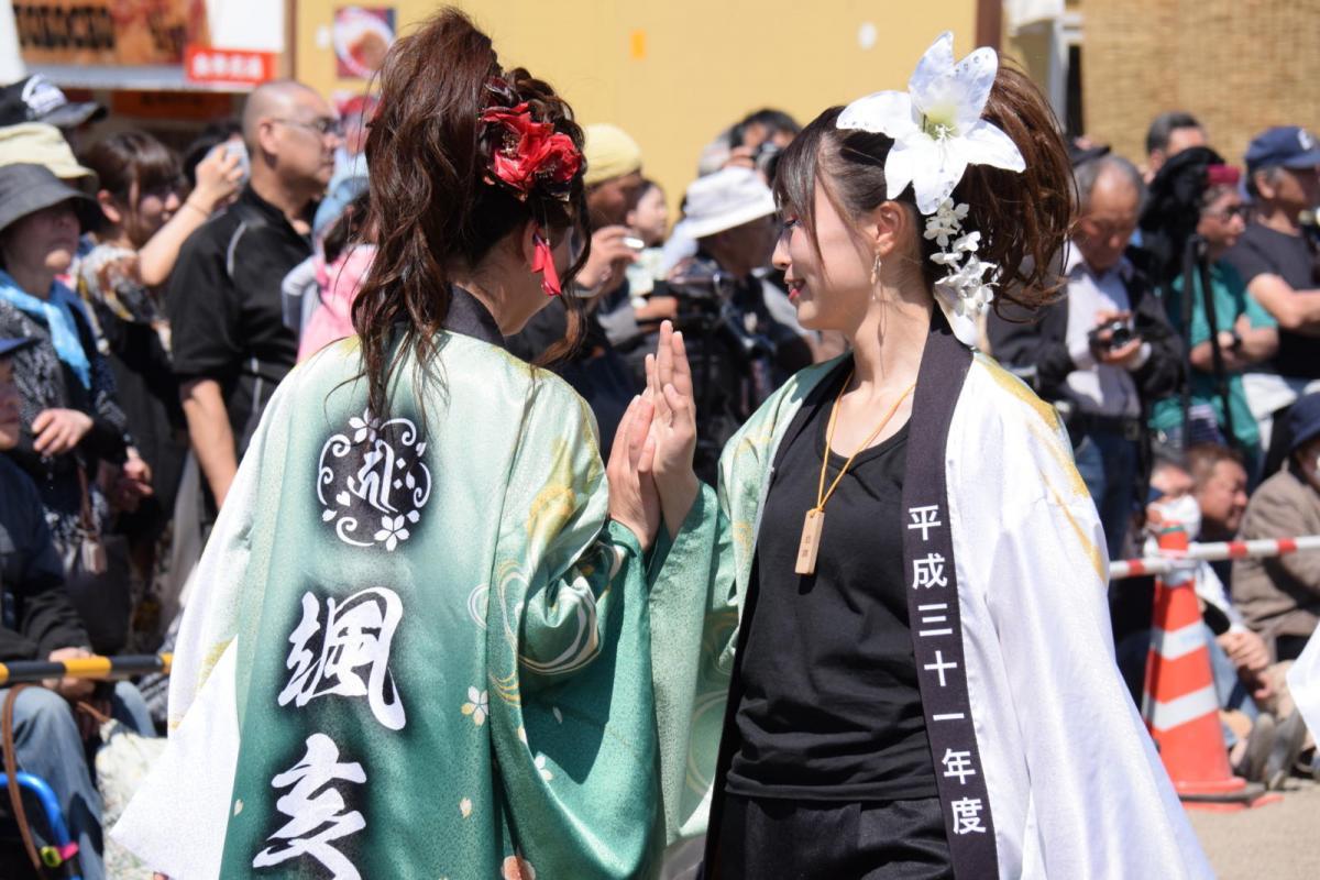 第46回江刺甚句まつり(本まつり)2019パート1 2019/05/04