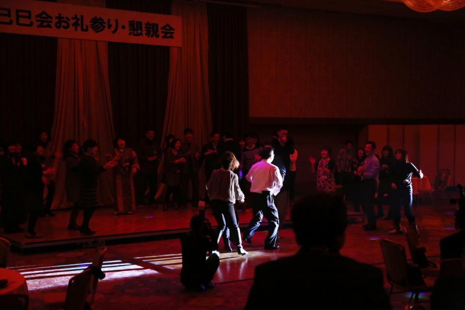 已巳会49歳厄年お礼参り・懇親会3 2014/1/3